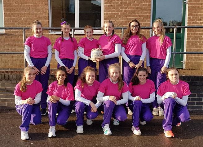 U14 Squad - County Round Nationals 13th Nov 2016