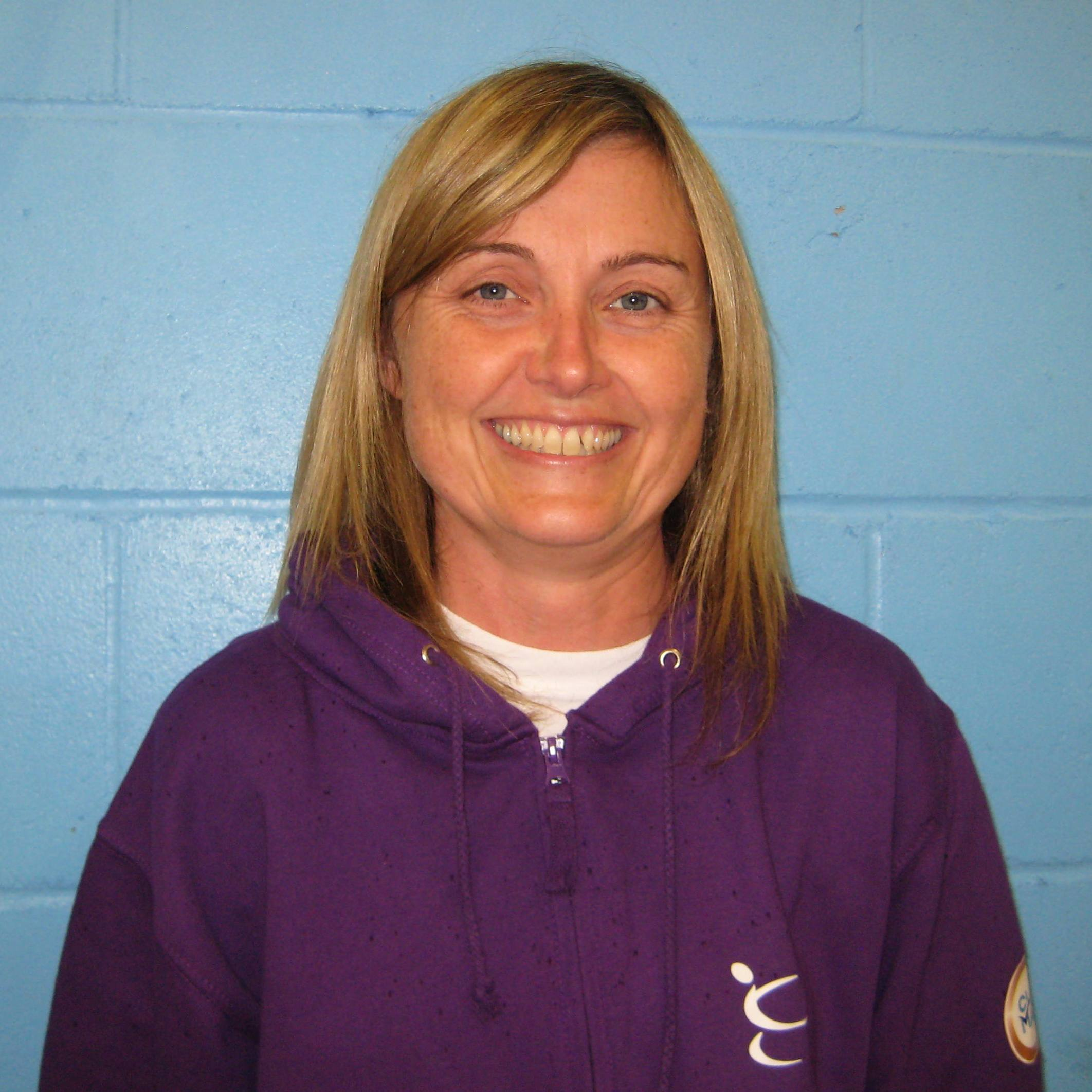 Anita Griffiths - Coach