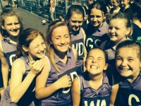 Happy Yr 7's at Colchester Tournament 2014