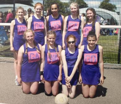 U 13's at Turnford Tournament 6th June 2015