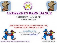 Barn Dance March 2015
