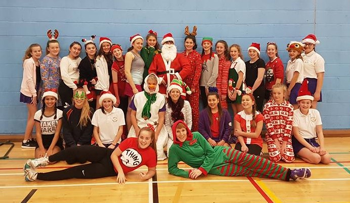 Yrs 8 and 9 - December 2016
